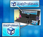 WebProNews Booth Banners